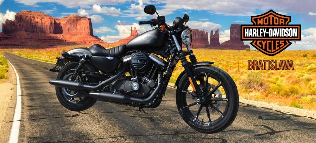 Vyhraj Harley Davidson!