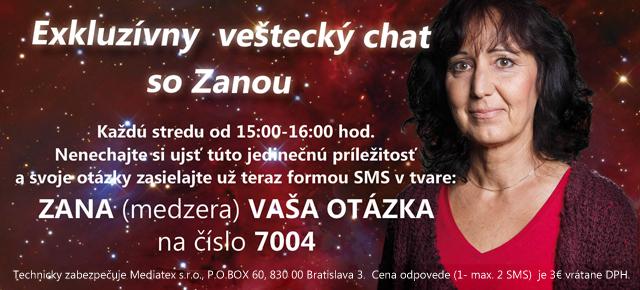 SMS chat so Zanou