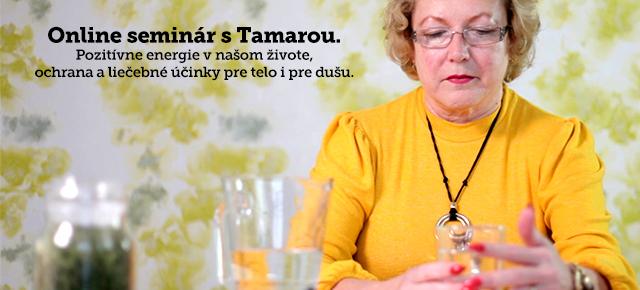 Viac o kurze s Tamarou